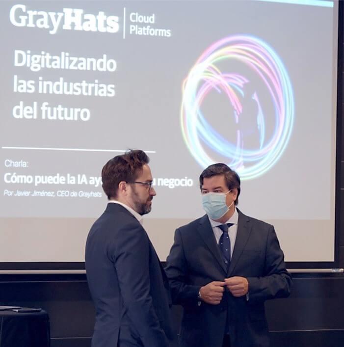 Asfaco Innova celebra un encuentro para tratar el uso de la inteligencia artificial en la empresa.
